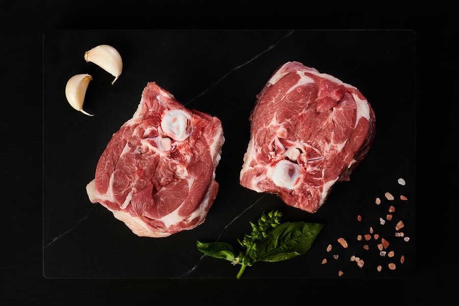 - Boned Lamb Neck (500 gr.)