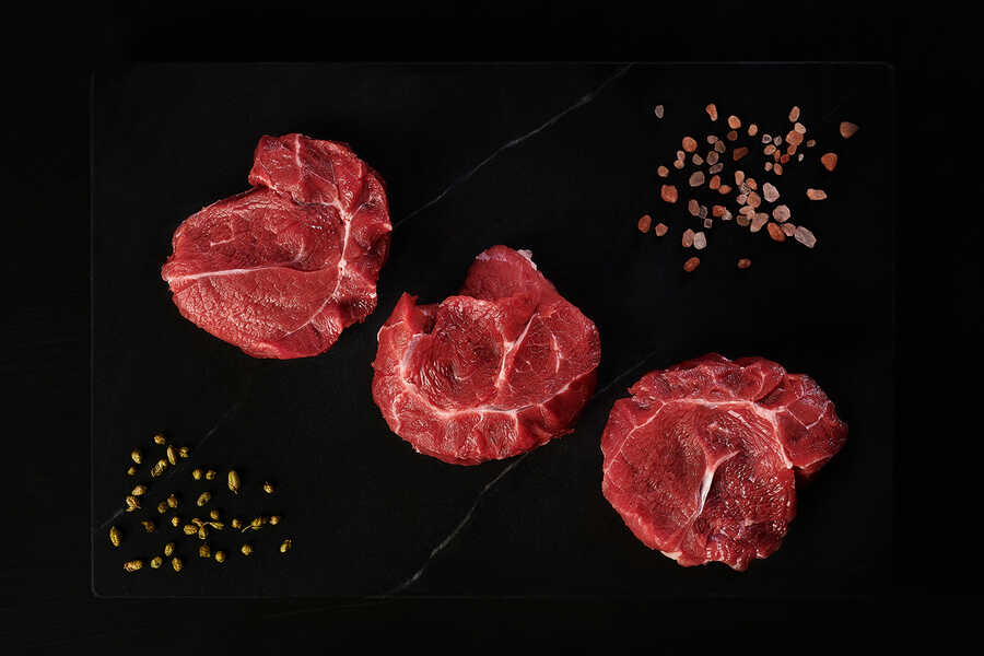 Beef Shank Boneless (500 gr.)