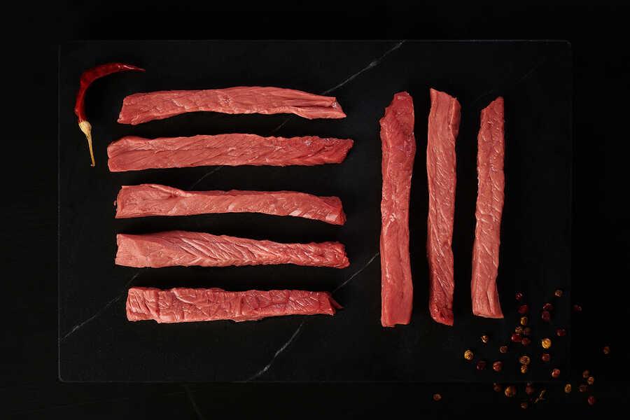 Beef Stroganoff (Julienne Cubes) (500 gr.)