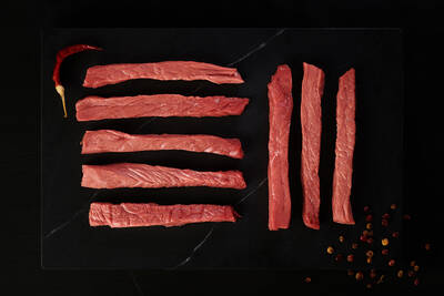 - Beef Stroganoff (Julienne Cubes) (500 gr.)