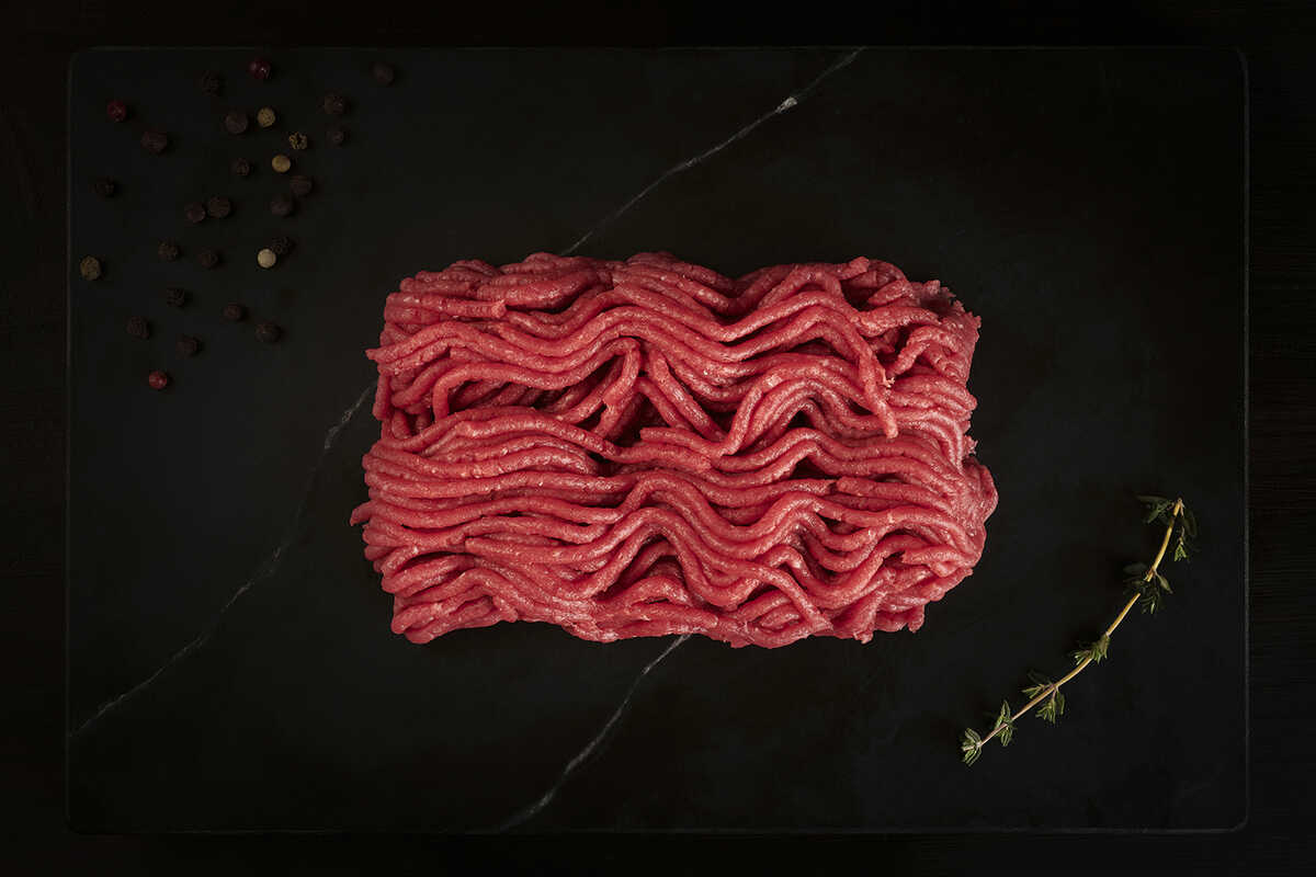 Ground Beef For Steak Tartar A La Turca (500 gr.)