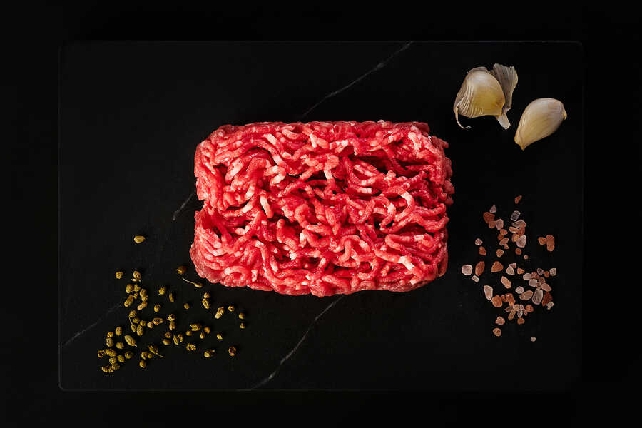 Ground Beef For Stuffed Vegetables (500 gr.)