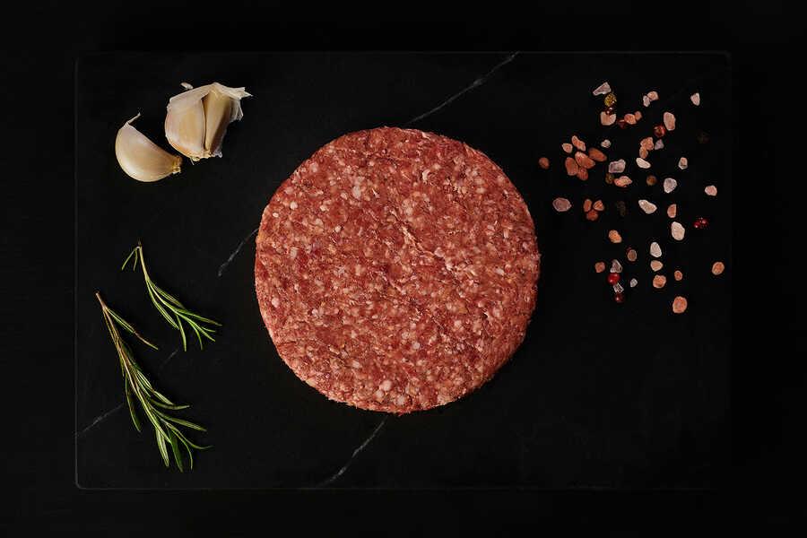 Hamburger Meatballs (150x3 = 450 gr.)