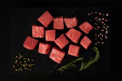 - Beef Cubes (500 gr.)