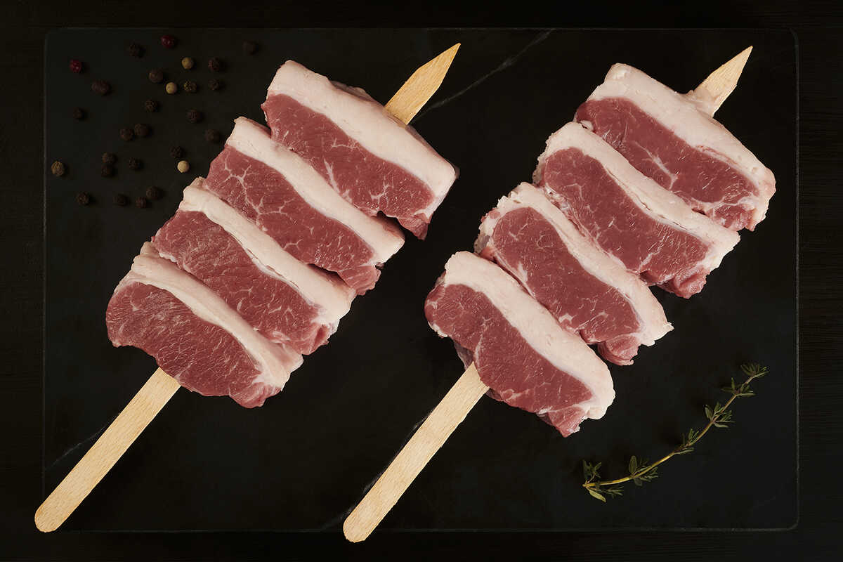 Lamb Lokum (450-500 gr.)