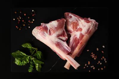 - Lamb Shank (480-500 gr.)