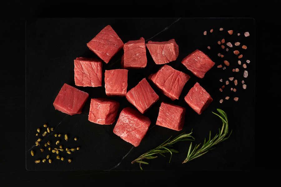 - Veal Cubes (500 gr.)