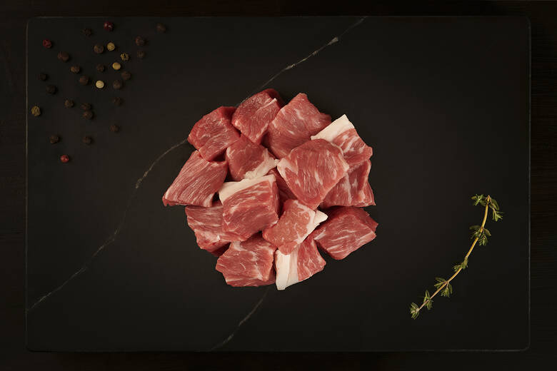 - Veal Medium Fat Cubes (500 gr.)