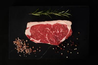 - Veal New York Steak (300-350 gr.)
