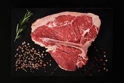 - Veal T-Bone Steak (450-500 gr.)