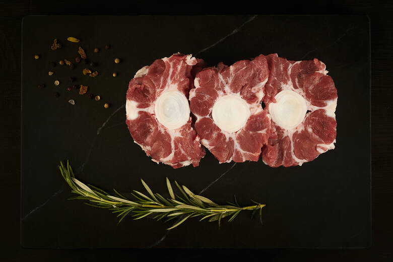 - Veal Tail (500 gr.)