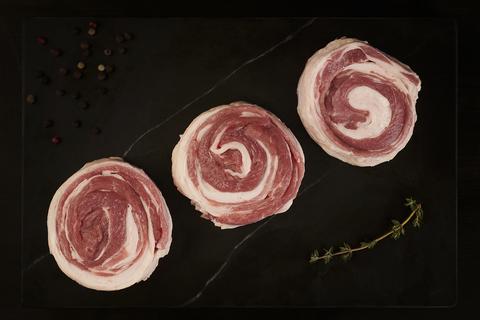 - Wrapped Lamb Rib (500 gr.)