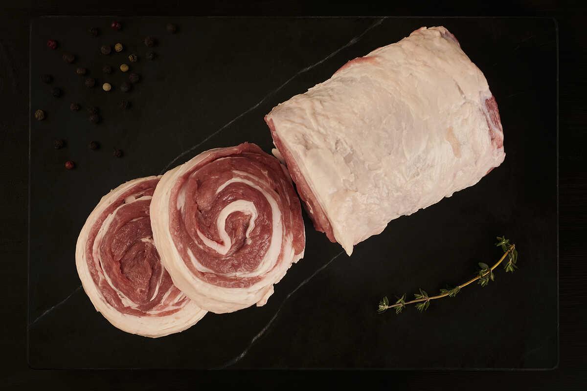 Wrapped Lamb Rib (500 gr.)